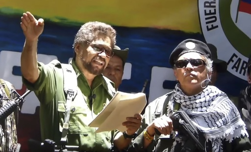 米、FARC元幹部の武装闘争宣言を非難 身柄引き渡し要請