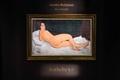 芸術品で史上最高、モディリアニ裸体画に163億円の予想額