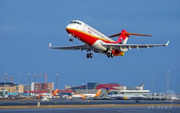 中国商用機ARJ21、アイスランドでの飛行テストを終え帰国 安全運航能力を立証