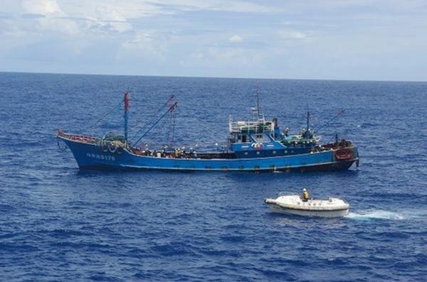 傍若無人の海洋侵略、中国はテロ国家か