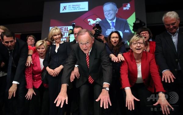 独州議会選挙、メルケル与党が敗北 連立交渉に影響も