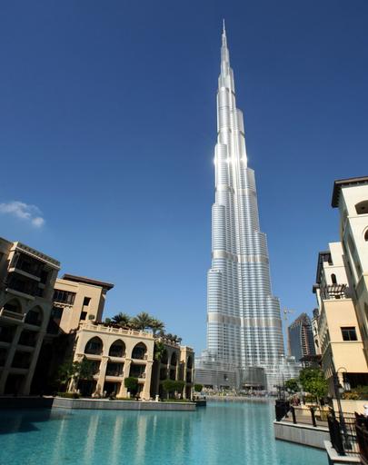 ブルジュドバイ落成目前、世界の超高層タワートップ10