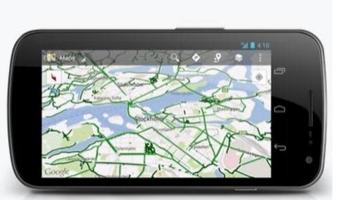 グーグルマップ、全長53万キロの自転車ルートを公開 欧州9か国と豪州