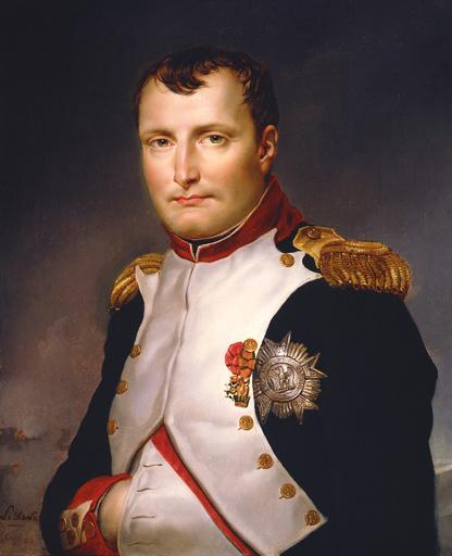 200年所在不明のナポレオン肖像画、ニューヨークで発見