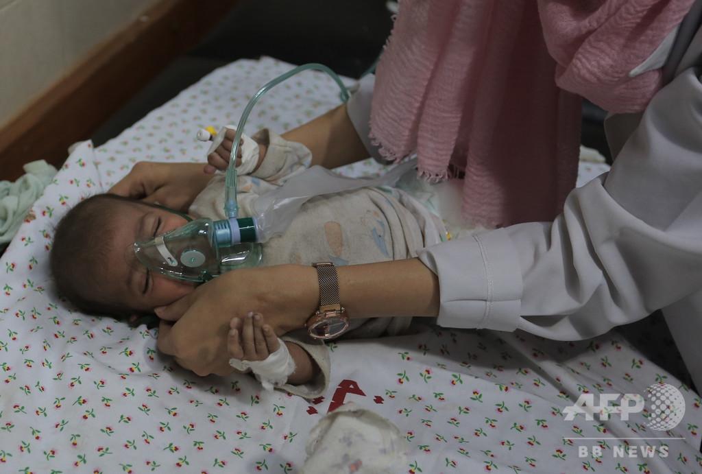 ガザで停戦発効 イスラエル軍とパレスチナ過激派が合意
