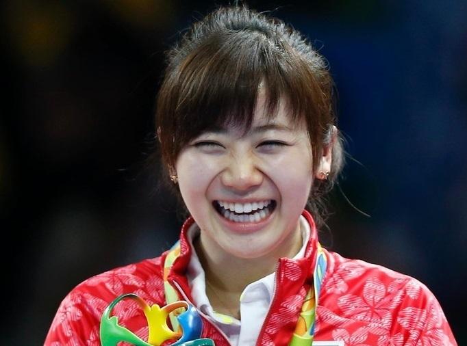 中国卓球界と福原愛 日本の「お人形さん」と中国の縁