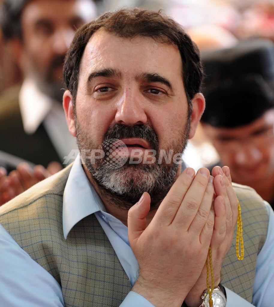 カルザイ大統領の弟、暗殺される アフガニスタン