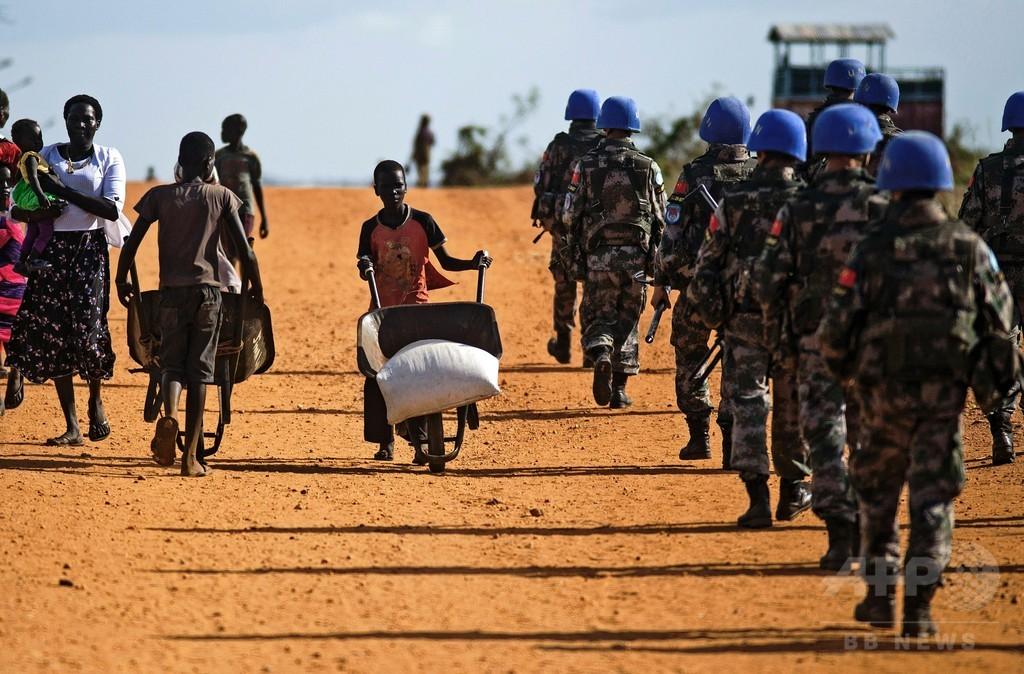 南スーダンで暴力増加、国連が懸念 大統領死亡説も流布