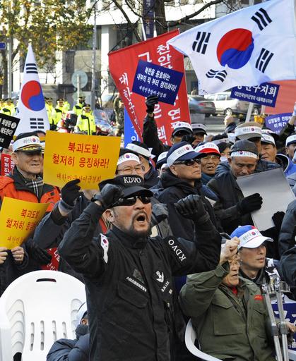 対北朝鮮強硬論に傾く韓国の世論