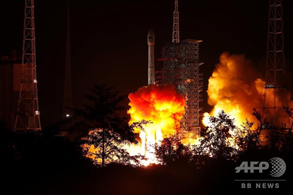 中国が49基目の北斗測位衛星打ち上げに成功、世界ネット構築へ重要な一歩