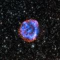大マゼラン雲の超新星残骸、NASAが画像公開