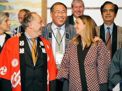 G8環境相会合、神戸で開幕