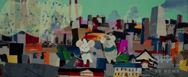 森本千絵も参画、3DCGアニメーション映画『GAMBA ガンバと仲間たち』