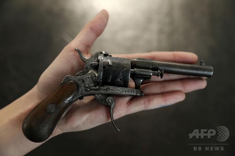 ランボー殺害未遂で使用の銃、5260万円で落札
