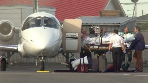動画:NZ火山噴火、死者8人 不明者9人に 豪へ搬送される負傷者も