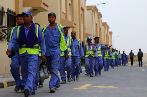 W杯カタール大会の建設現場で外国人労働者が一日18時間労働、外部報告書で判明
