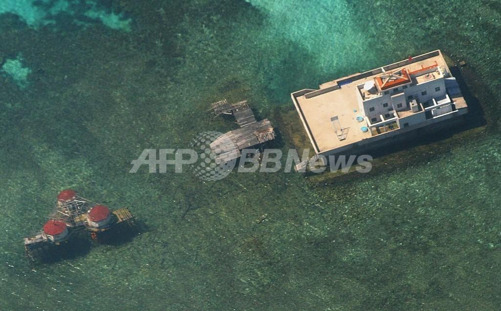 米国、フィリピン海軍に装備支援 南シナ海めぐり中国をけん制