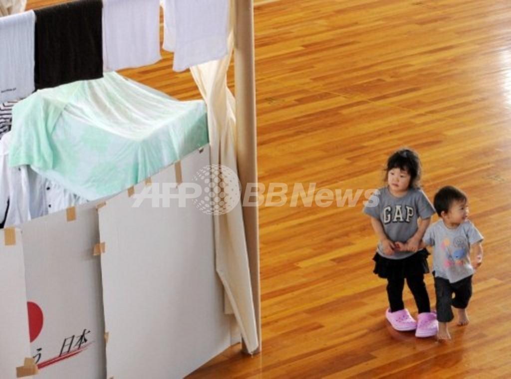 子どもの約半数が甲状腺被ばく、福島県いわき市などで3月下旬検査