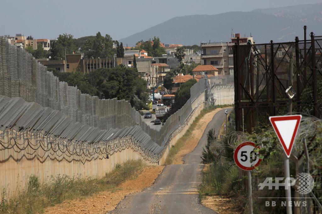 レバノンのスーダン人、生活苦でイスラエルに危険な越境