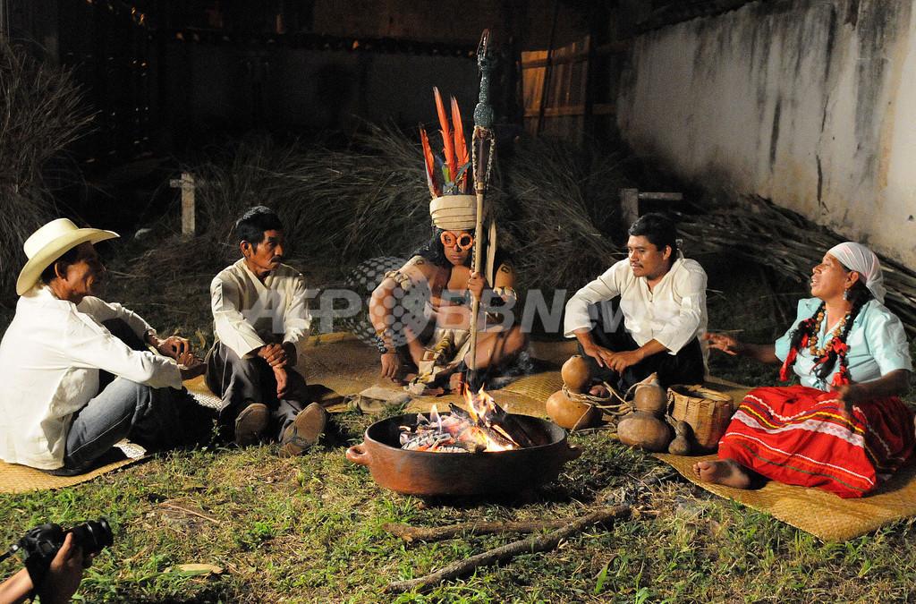 現代に生きる古代マヤ人の子孫たち、直面する差別と貧困