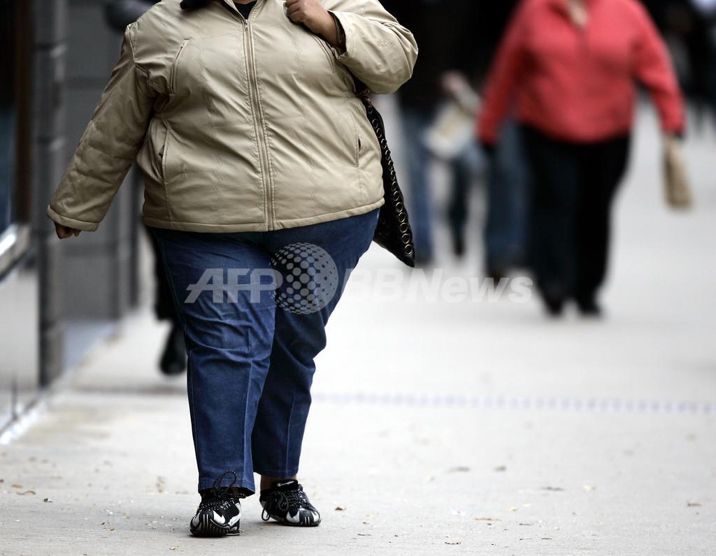肥満の人は衝突事故の死亡率大幅増、 研究