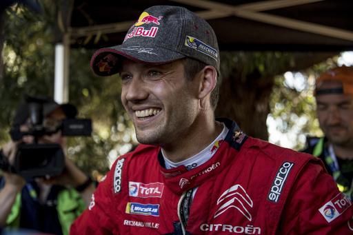 WRC6連覇中のオジェ、20年限りでの引退を表明