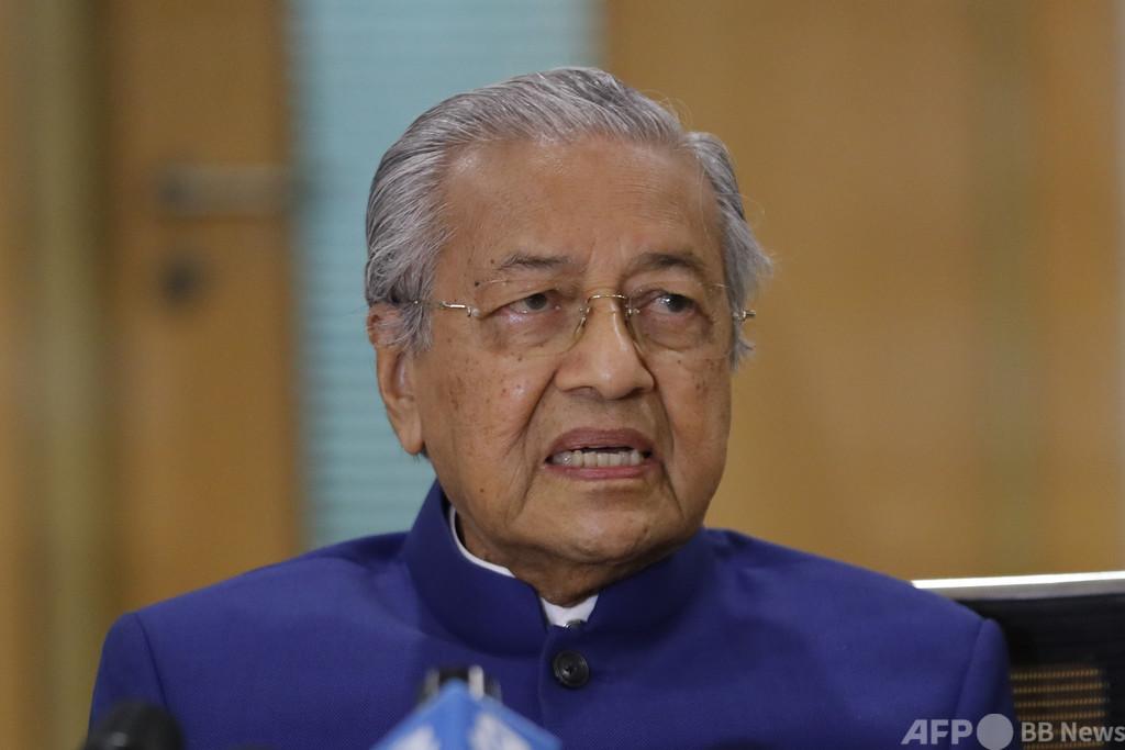 「イスラム教徒にはフランス人を殺す権利がある」 マレーシア前首相