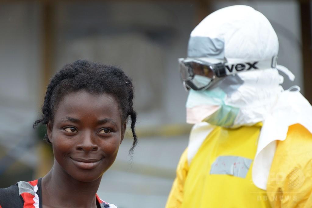 エボラ死者2296人に、リベリアで半数超の1224人 WHO