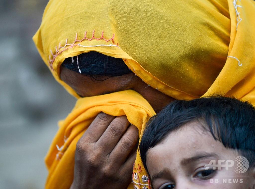 600人以上がHIVに感染、汚染された注射器が原因か パキスタン
