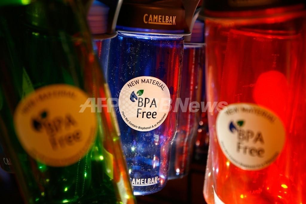 カナダ政府、「ビスフェノールA」含む哺乳瓶の販売禁止へ