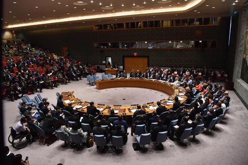 中国の「一帯一路」構想めぐり米中が対立、国連安保理