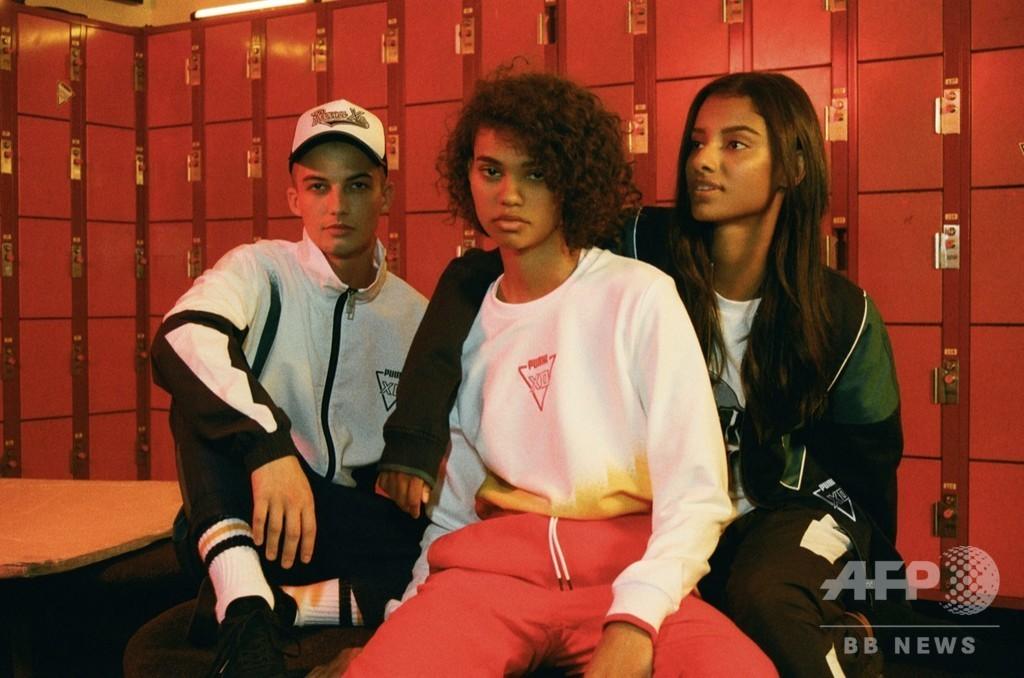 「プーマ × ザ・ウィークエンド」18年秋冬、テーマは「90年代のストリートファッション」