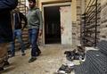モスクで連続爆発、1人死亡 149人負傷 リビア東部ベンガジ