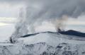 アイスランドで火山が噴火、600人が避難
