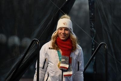 二刀流女王レデツカ、金獲得のブーツは壊れていた コーチ明かす