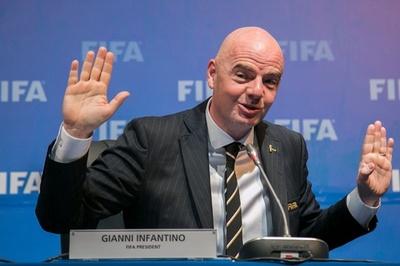 FIFA会長、スペイン1部リーグの米国開催に反対の立場を表明