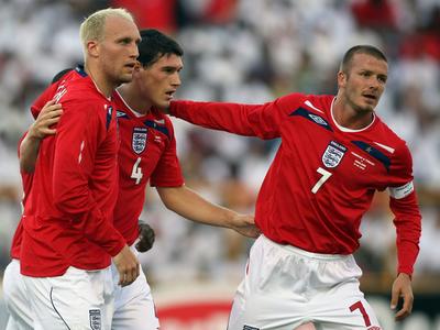 イングランド 親善試合でトリニダード・トバゴ下す