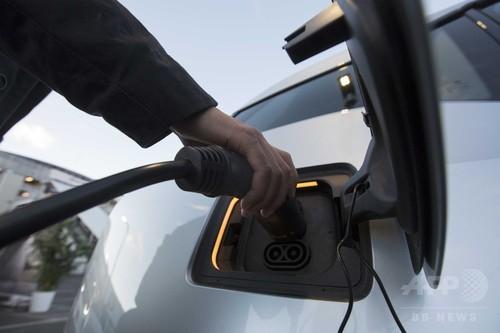 国際ニュース:AFPBB News米国、EV向け充電ネットワーク計画を発表