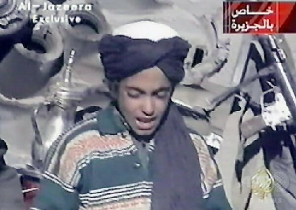 ビンラディン容疑者の息子、世界のムスリムにシリアでの「聖戦」呼び掛け
