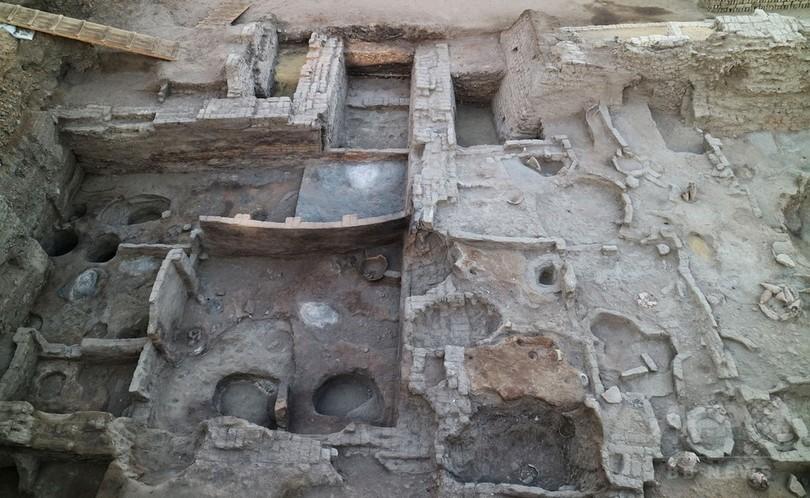 古代エジプトの採鉱を管理する建物、南部で発見