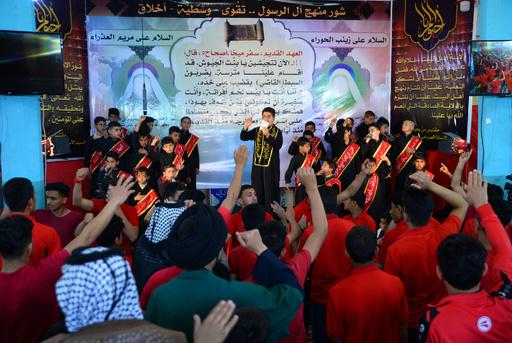 ラップ風の礼拝に賛否両論、若者の宗教離れ阻止狙い イラク