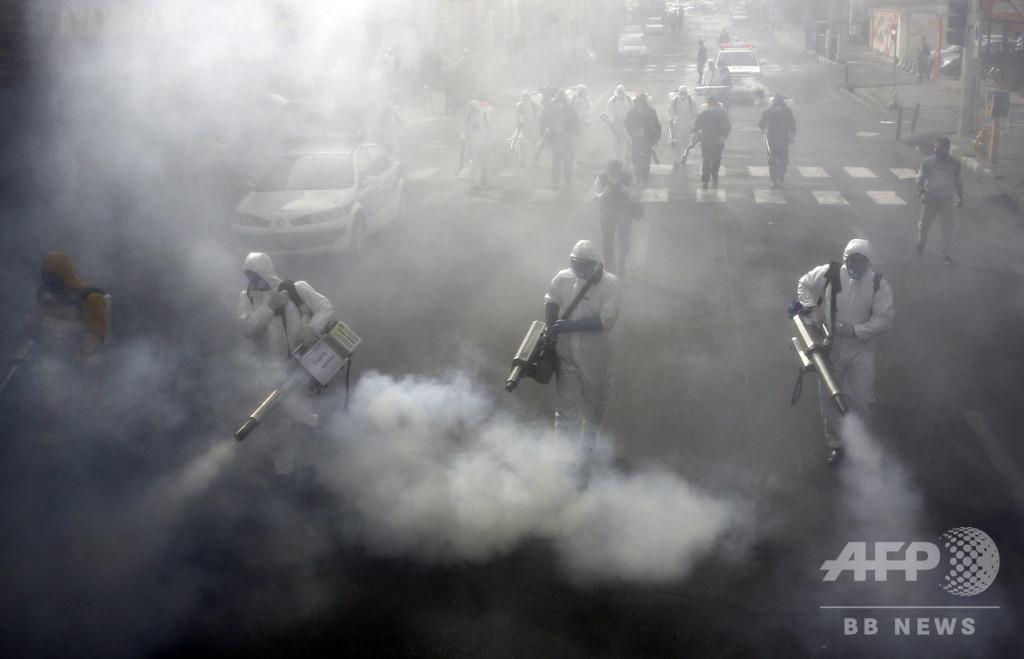 コロナで約2000人死亡のイラン、「国境なき医師団」の支援拒否