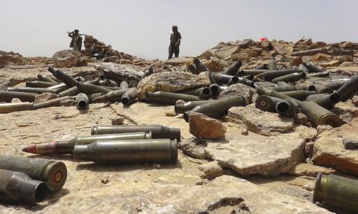 イエメン紛争で「仏製武器使用」軍機密情報で判明 調査報道