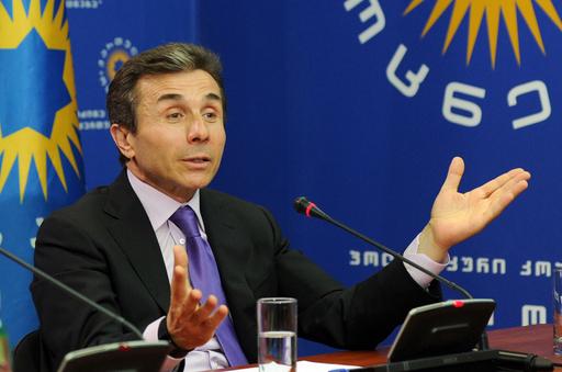 グルジア議会選、サーカシビリ大統領が敗北宣言