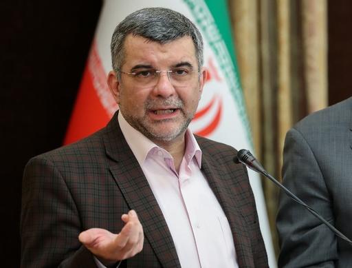 イラン保健副大臣、新型ウイルスへの感染を自ら公表