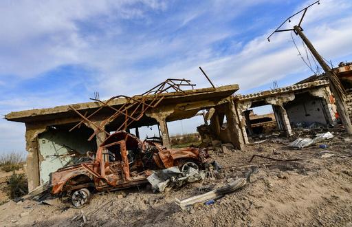 IS掃討作戦で民間人1302人「意図せず殺害」 米主導連合軍が認める