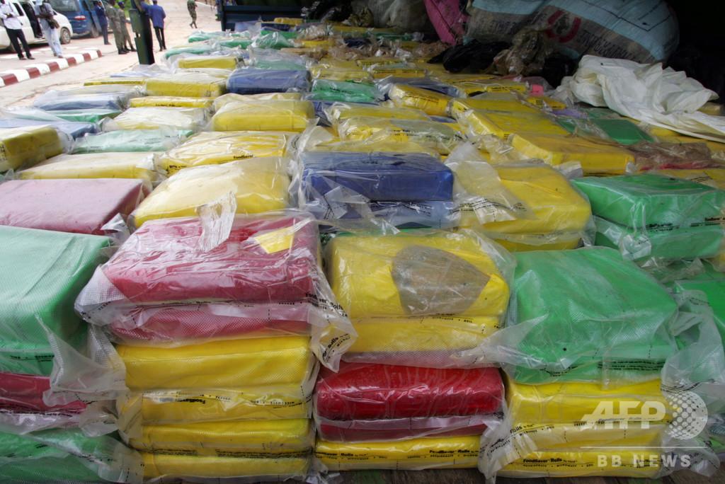 新車からコカイン1トン ブラジルから出荷、セネガルで押収