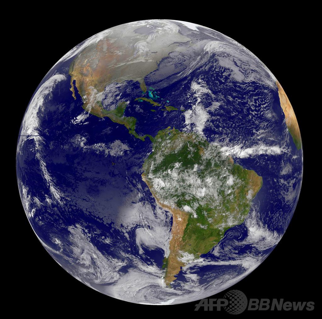 地球の地殻、44億年以上前に形成か 研究