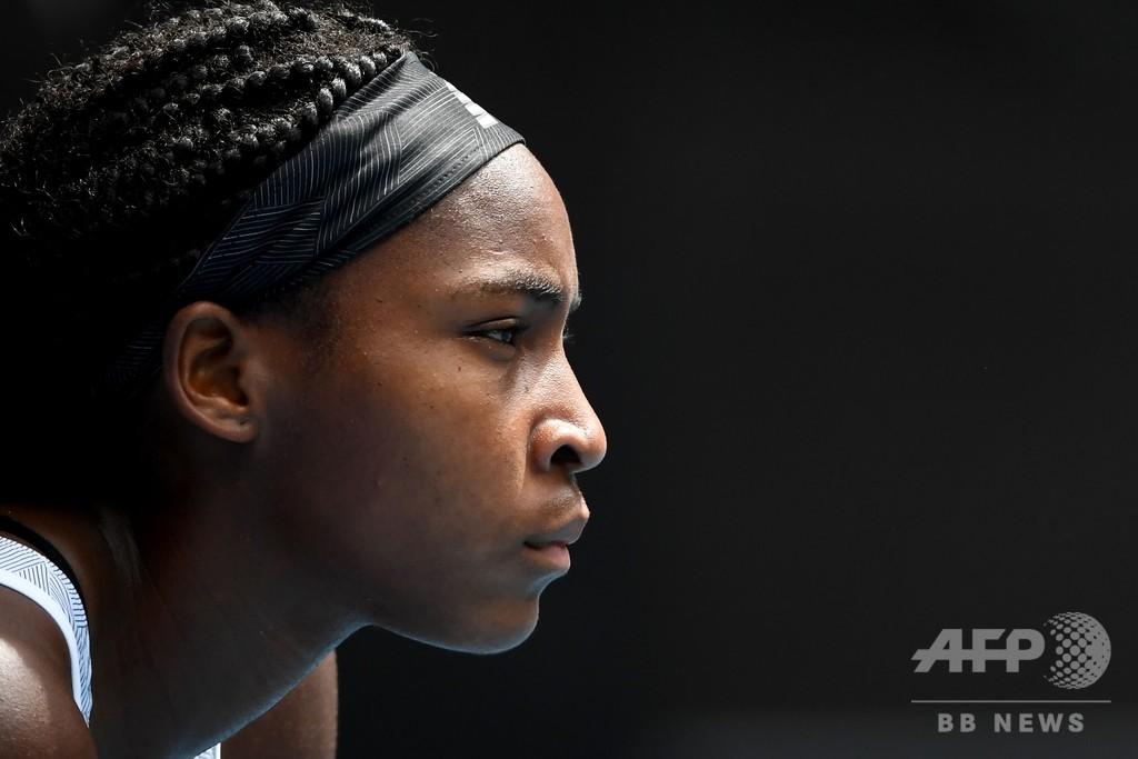 「次は私?」 女子テニスの16歳新鋭、黒人男性死亡で声上げる