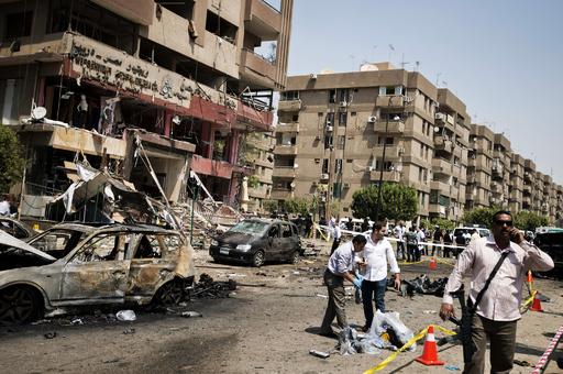 エジプトにイスラム新武装組織の脅威、「アルカイダ以上」とも